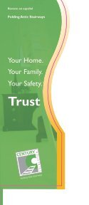 Your Family. Your Home. Your Safety. - Century Industries, Inc. - Page 3