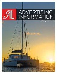 Advertising informAtion - Sail Magazine