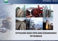 OFFSHORE RIGID PIPELINES ENGINEERING PETROBRAS - Iploca