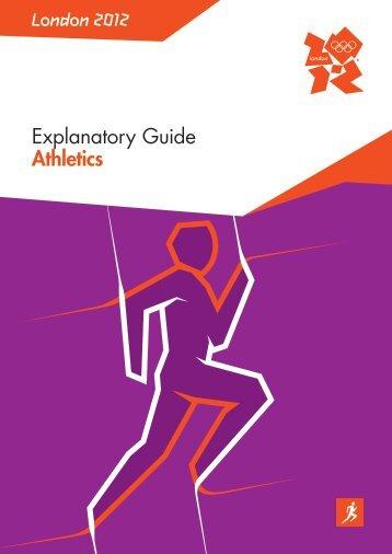 London 2012 Explanatory Guide Athletics
