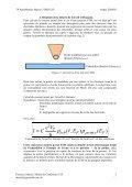 TP de MICROSCOPIE A EFFET TUNNEL (STM) Eléments ... - CNRS - Page 3