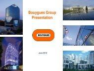 Q1 2012 - Bouygues