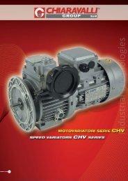chv 02/05/10/20/30/50 dimensioni - Industrial Technologies