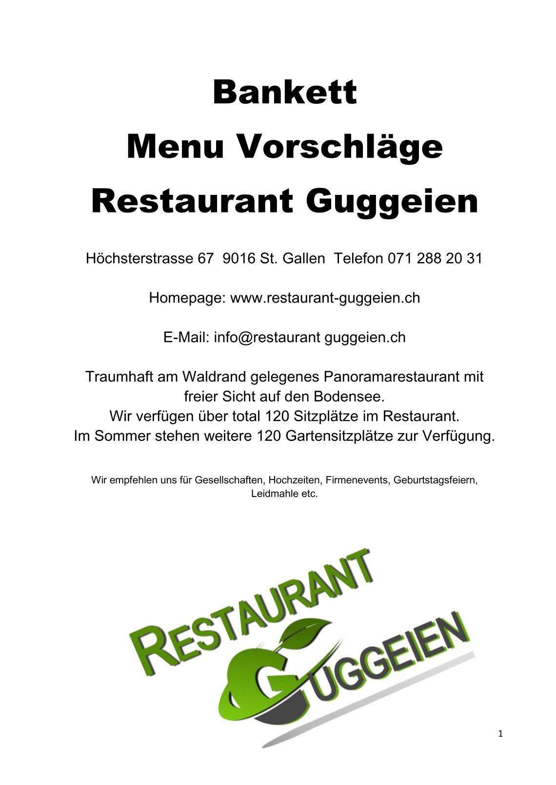 Restaurant.guggeien.ch