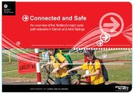 Connected and Safe - Department of Transport - Northern Territory ...