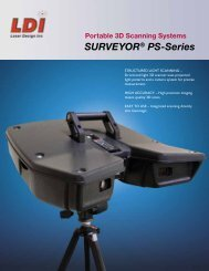 SURVEYOR® PS-Series - Laser Design | GKS