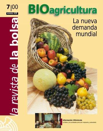 Julio - Bolsa de Comercio de Mendoza