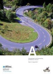Prüfungsfragen Klassen A1, A2 und A, Stand 10. August 2013