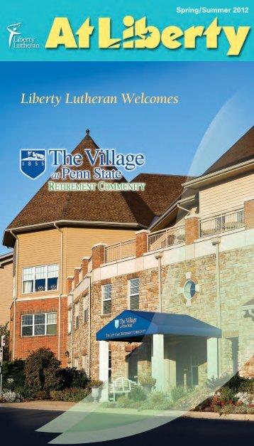 President - Liberty Lutheran