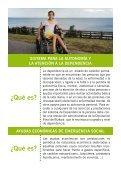 PROGRAMA DE SOPORTES PARA LA AUTONOMÍA - Page 6