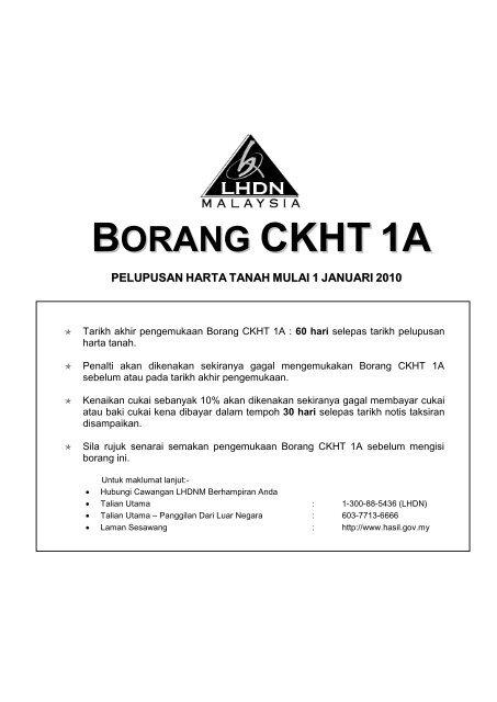 Ckht 1a