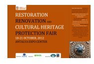 restoration renovation and cultural heritage protection fair