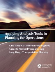 FHWA Existing Methods Final_Case Study 2.indd