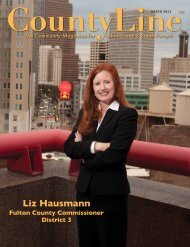 Liz Hausmann - Countyline Magazine