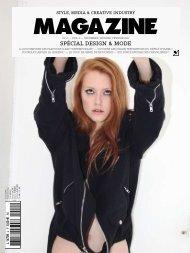 SPÉCiAl DeSiGn & MODe - Magazine