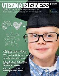 Grips und Herz: - Vienna Business School