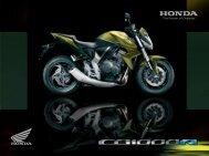 specs - Honda South Africa