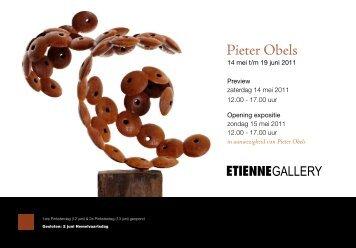 Pieter Obels - Etienne Gallery