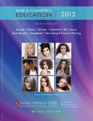 EDUCATION - Salon Services & Supplies