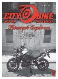 August 2012 - CityBike