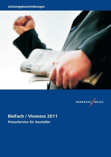 Presse zur Messe BioFach 2011_D - Vivaness