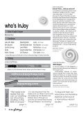 Issue 17 - InJoy Magazine - Page 4