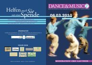 Dance and Music 2010