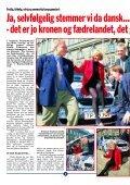 Vi stemmer dansk for kronen og fædrelandet ... - Dansk Folkeparti - Page 4