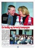 Vi stemmer dansk for kronen og fædrelandet ... - Dansk Folkeparti - Page 6