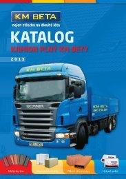 KATALOG - KM Beta