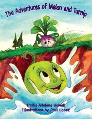 The Adventures Of Melon And Turnip E-Book Preview