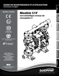Modèle S1F non métallique niveau de conception 3