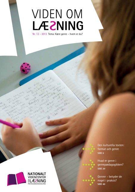 Download hele tidsskriftet her - Viden om Læsning