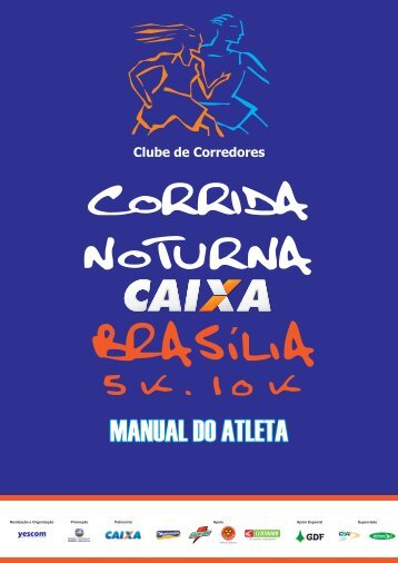 MANUAL DO ATLETA - Yescom
