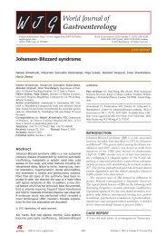 Johanson-Blizzard syndrome