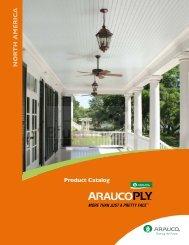 AraucoPly Product Catalog - Housing Zone