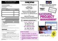 SPM May 2011 Brochure early bird 1-2 - Universiti Tunku Abdul ...