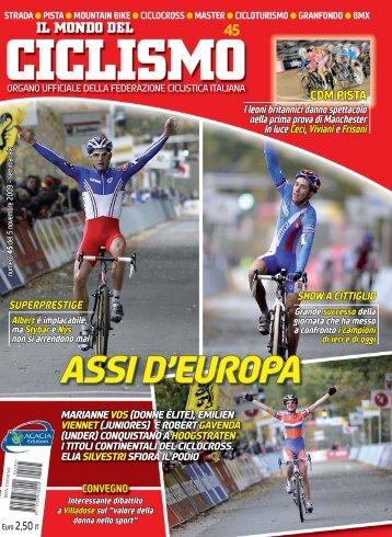 ASSI D'EUROPA - Federazione Ciclistica Italiana
