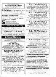 2-Zimmer-Wohnung - Titisee-Neustadt