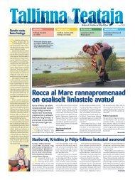 Rocca al Mare rannapromenaad on osaliselt ... - Reformierakond