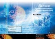 GENTIGER - WuB Werkzeugmaschinen und Service GmbH