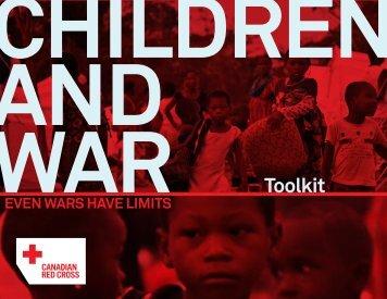 Children in War Toolkit - Canadian Red Cross