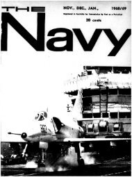 Nov-Dec 1968 – Jan 1969 - Navy League of Australia