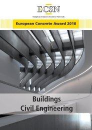 European Concrete Award 2010