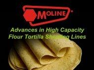 Moline Tortilla Sheeting - Tortilla Industry Association