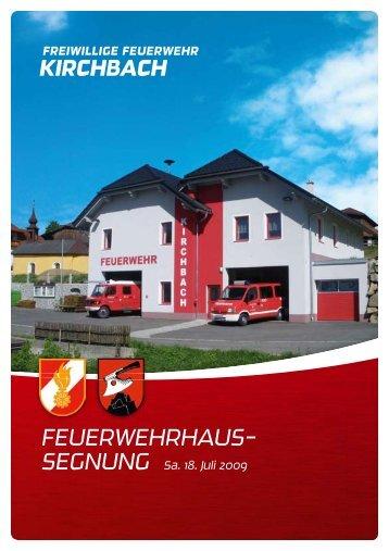Feuerwehrhaus- - KIRCHBACH