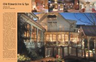 Old Edwards Inn & Spa - Views Magazine Website