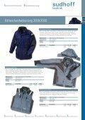 Arbeitsschutz: Alles für den Winter 2008/2009 - sudhoff technik GmbH - Page 5