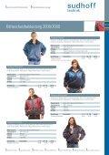 Arbeitsschutz: Alles für den Winter 2008/2009 - sudhoff technik GmbH - Page 7