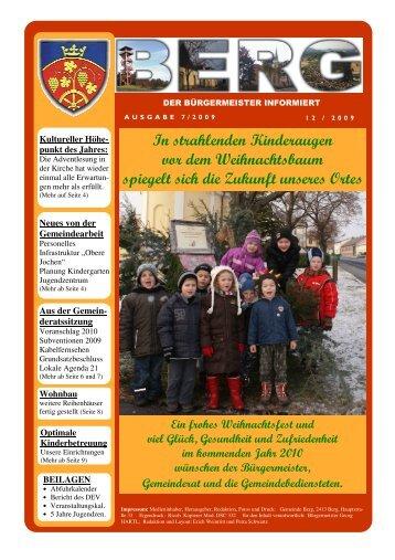 Dezember 2009 (5,12 MB) - Gemeinde Berg